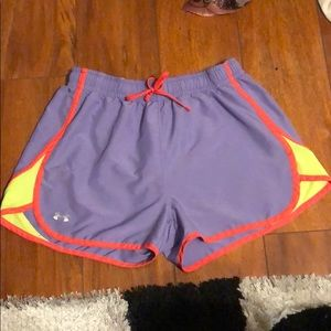 Under Armour workout shorts